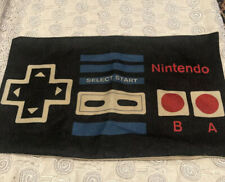 "Classic Nintendo Remote Design Pillow Cover 19"" X 11"""