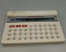 Smith Corona Spell-Right 200A Electronic Dictionary Thesaurus Pocket Travel 1988