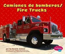 Camiones de bomberos/Fire Trucks Maquinas maravillosas/Mighty Machines Multil
