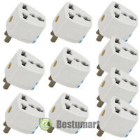 Brookstone Wally USB Outlet Adapter NEW Charge Device without Blocking Outlet