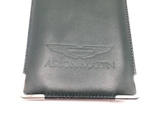 Case Glasses Case Aston Martin Receptacle Shell Loose Leaf Cover Green New