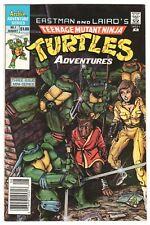 Teenage Mutant Ninja Turtles Adventures #1 ~ Archie 1988 newsstand VF/NM