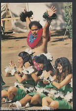 Devon Postcard - Dancers of The Pacific ay 1989 Sidmouth Folk Festival A7621