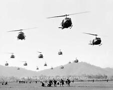 VIETNAM WAR PHOTO OPERATION EAGLES CLAW BONG SON 1966 8x10 #21812