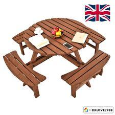 8 seater garden table for sale ebay rh ebay co uk