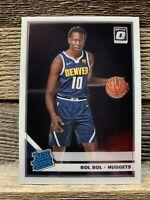 2019-20 Panini Optic Bol Bol RC #162 Nuggets Rookie