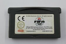 NINTENDO GBA GAME BOY ADVANCE FIFA FOOTBALL 2005 SOLO CARTUCHO PAL EUR
