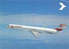 B75373 austrian airlines plane airplane  austria