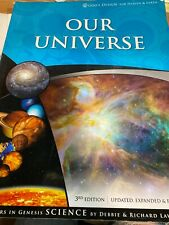 God's Design for Heaven & Earth Our Universe by Debbie & Richard Lawrence AIG