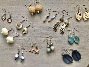 jewellery bundle job lot earrings Drop Dangle Earrings