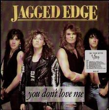 "JAGGED EDGE You Don'T Love Me  7"" Orig Uk Pressing Vinyl Single, Ps"