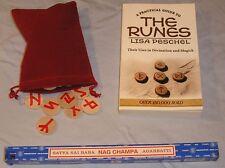 Novice Red RUNES Set ---WITH BONUS GIFT---