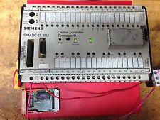 6ES5 101-8UA13  Siemens S5 CPU 101U  6ES51018UA13 -tested Running free EEPROM