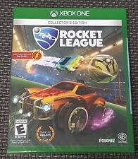 Rocket League Collector's Edition - Xbox One - **Brand New & Factory Sealed**