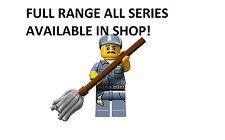 Lego Minifiguras portero 15 (71011) Nuevo Series Sellado de fábrica