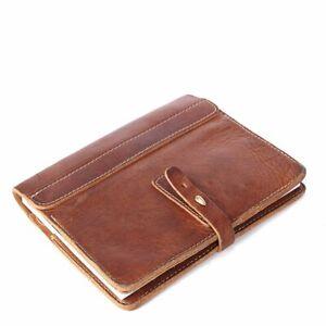Coronado Leather Stone-Washed Portfolio