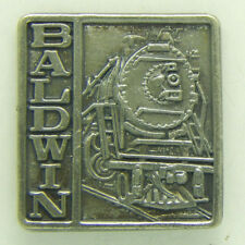 Railroad Hat-Lapel Pin/Tac - Baldwin Locomotive Works  #1706 -NEW