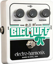 Electro-Harmonix Big Muff Pi with Tone Wicker - free shipping