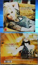 Ana Johnsson - The Way I Am (CD, 2004, Sony Music Entertainment, Germany)