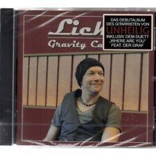 Licky - Gravity Castle - CD - Neu / OVP