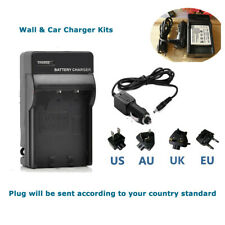 Digital Camera Battery Charger DB-L20 DBL20 for Sanyo VPC-C5 VPC-C40 VPC-CA6