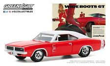 A.S.S NEU GreenLight 1/64 Dodge Charger 1969 Good Year Hobby Exclusive 2020