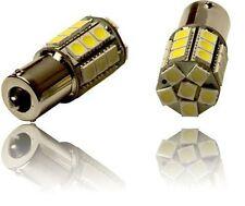 2x BA15s Tagfahrlicht  Autolampe 12V XENON WEISS P21W  26 LED  Lampe Soffitte