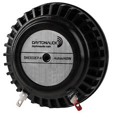 Dayton Audio DAEX32EP-4 Thruster 32mm Exciter 40W 4 Ohm