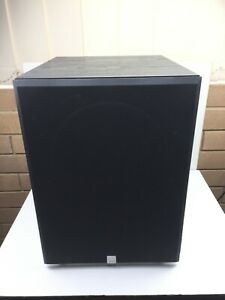 """DSE - Dick Smith Electronics - Home Theater Subwoofer - Sub Woofer - 10"""" - Black"""