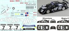 1/43 Decal Opel / Vauxhall Calibra 'Cliff' ITC 1996 Silverstone / N'ring / Magny