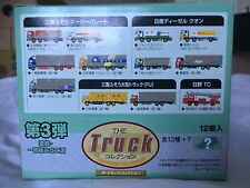 Tomytec The Truck Collection Set 3 N Gauge For Kato Tomix Etc 12 Inc