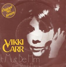 7inch VIKKI CARR	it must be him	HOLLAND 1972 EX  (S2610)