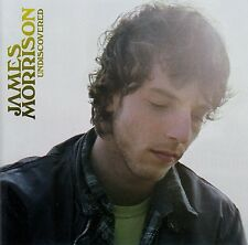 JAMES MORRISON : UNDISCOVERED / CD - TOP-ZUSTAND
