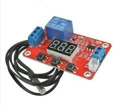DC12V Module capteur de température avec afficheur (-20 à +100°)