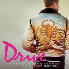CD Drive Original Motion Picture Soundtrack Score By Cliff Martinez NEU