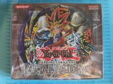 Yu-Gi-Oh! Metal Raiders Booster Box New Sealed For Europe English Edition