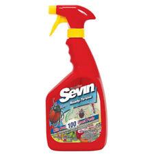 Sevin 100047720 Ready-To-Use Bug Killer Spray, 32 Oz