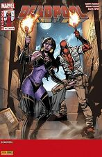 PANINI COMICS MARVEL DEADPOOL 15 NOV 2015 COVER 1/2 ESPIN NEUF