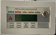 Fire-lite LCD-80F Fire Alarm Annunciator 80-Character LCD Remote Display LCD80F