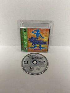 NICE DISC! Dance Dance Revolution Konamix PlayStation 1 PS1 Complete NewCase GH