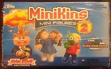 2014 Garbage Pail Kids Minikins series 2 Hobby box Adam Bomb