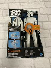 """Star Wars Imperial Stormtrooper 12"""" Interactive Figure Rogue One Disney NEW"""