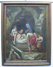 Religiöses & biblisches künstlerische Malereien von 1700-1799