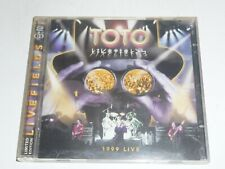 toto - livefields - live 1999