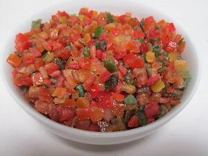 Glace Fruit Mix/1 lb, Fruit Cake Mix, Free Shipping! Sale! Extra 5% buy $100+
