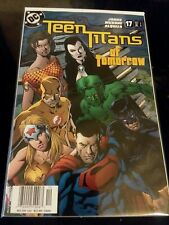 Teen Titans #17 VF/NM- Condition DC  (1st Appearance of Tim Drake as Batman)
