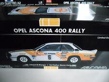 OPEL Ascona B 400 Rallye Monte Carlo Kleint #6 Sun Star 1:18 neu  OVP
