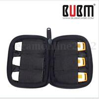Portable Carrying Organizer Case Storage Pouch Bag Album For 6 USB Flash Drives