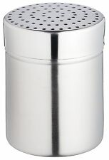 Kitchen Craft Stainless Steel Icing Sugar / Flour Sifter Shaker - Medium Hole
