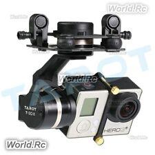 Tarot Upgraded 3-Axis Brushless Gimbal PTZ f/ Camera Hero4/3+/3 Drone - TL3T01